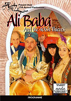 2015 Ali Baba Programme cover