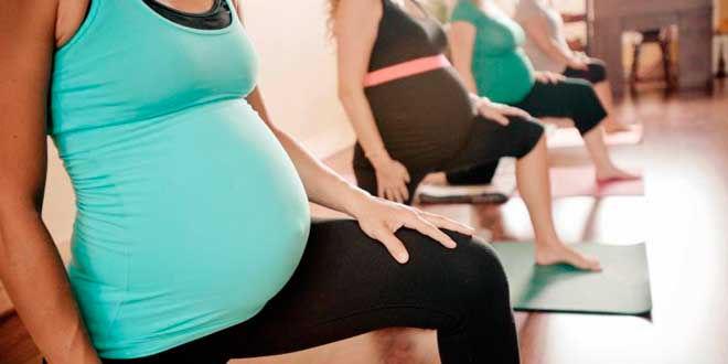 cours collectifs pour futures mamans