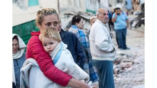 Cómo ayudar a los niños a manejar el estrés post-terremoto