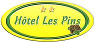 Hotel les pins Hourtin Logo
