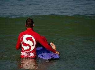 surf Hourtin plage Hôtel les pins