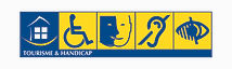 label tourisme et handicap hotel hourtin
