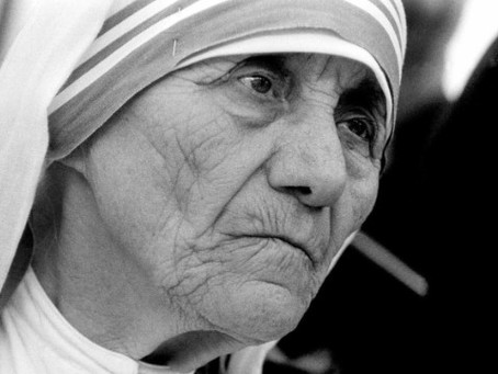 "Mother Teresa: A Reflection (Part II)      ""Your Happiness is All I Want"""