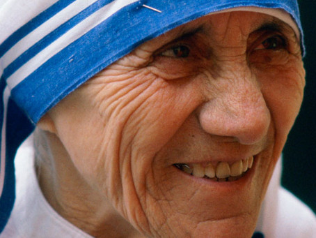 "Mother Teresa: A Reflection (Part I) ""You Will Not Put Yourself on a Pedestal."""