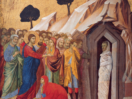The Death of Death: A Retelling of the Story of the Raising of Lazarus