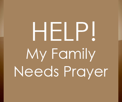 Prayer for Families