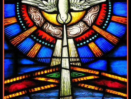 """Dear God..."" : A Prayer on Pentecost"