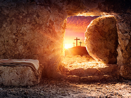 The Road to Resurrection is through the Way of the Cross