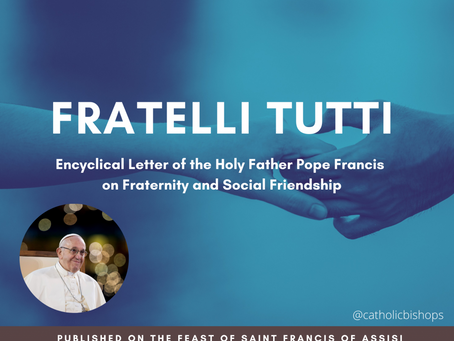 Fratelli Tutti: Pope Francis' Love Letter to the World