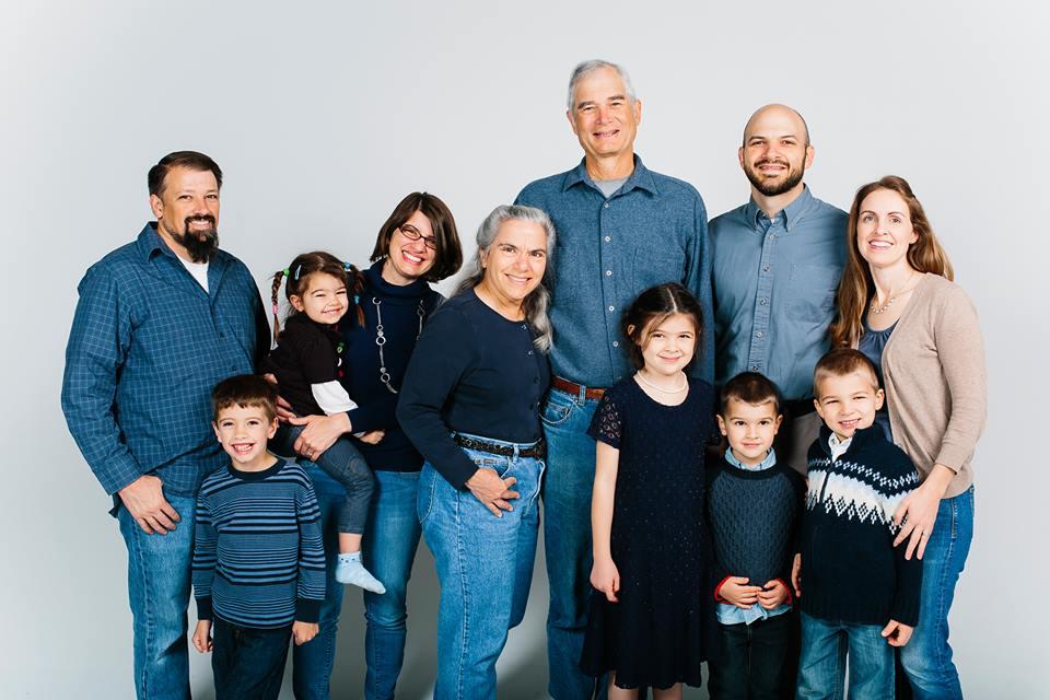 Mrs. Kate's Family