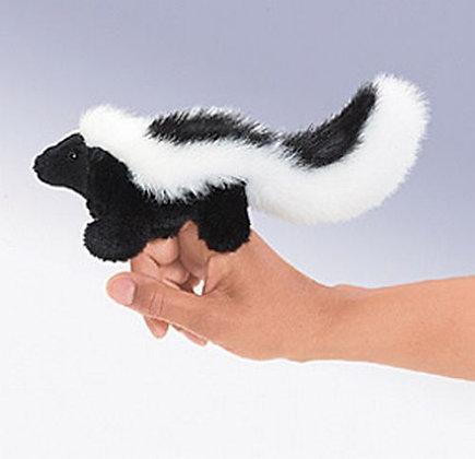 Skunk Finger Puppet by Folkmanis