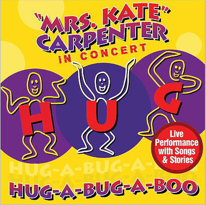 Hug a Bug a Boo CD