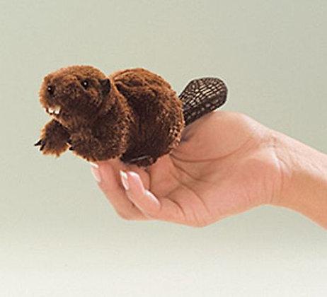 Beaver Finger Puppet by Folkmanis