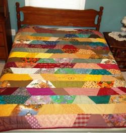 David & Maggie Broden's Quilt