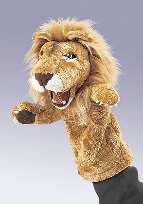 Lion Stage Puppet by Folkmanis