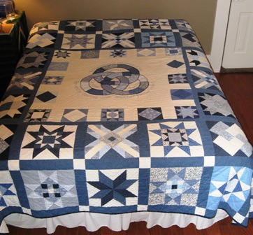 Will & Jackie Carpenter's Quilt