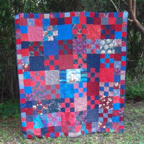 The Raffle Quilt