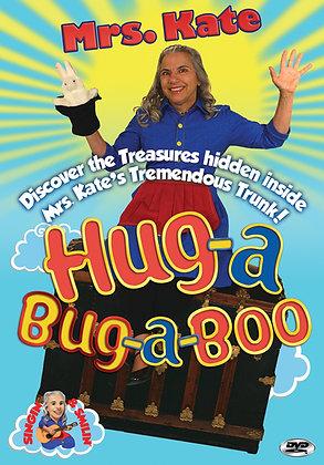 Hug-a-Bug-a-Boo DVD