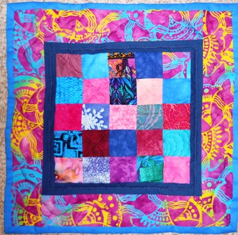Tarah Sampson's Dolly Quilt