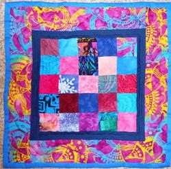 Tarah Sampson's Dolly Quilt