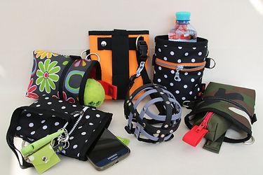 Paprika Dogwear Zippbags