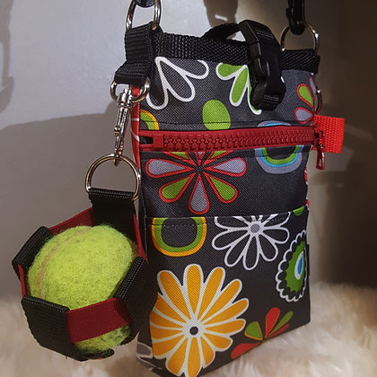 Paprika Slingbag S, Flowerpower