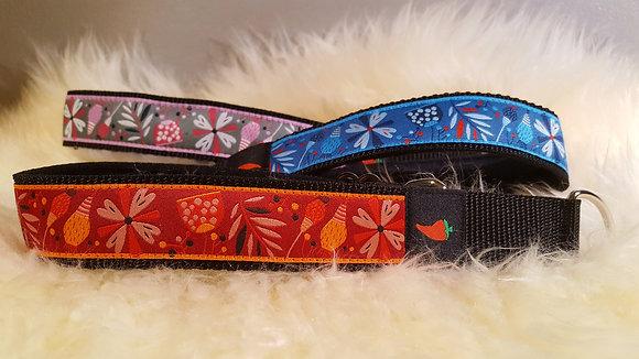 Paprika Halsband Zaubergarten, dreierlei Farben