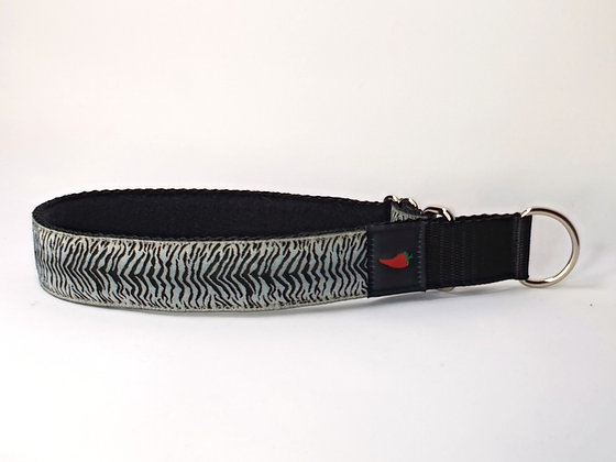 Paprika Halsband Zebra