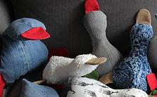 Paprika Dogwear Recycling-Enten