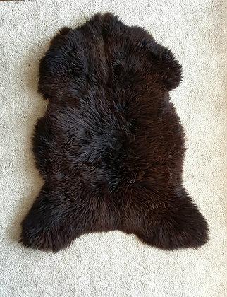 Schaffell Schwarzbär