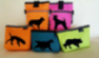 Paprika Dogwear Silhouettentaschen