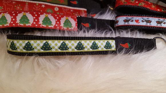 Paprika-Halsband Weihnachtsbaum grün