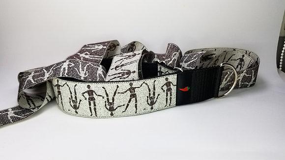 Paprika-Halsband Mannequin