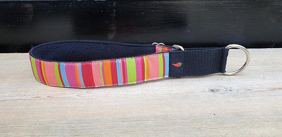 Paprika-Halsband Streifen