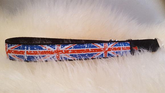 Paprika-Halsband Union Jack