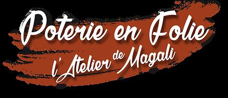 Logo de l'atelier de poterie céramique à amboise en indre et loire