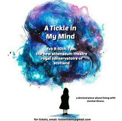 Tickle In My Mind Poster