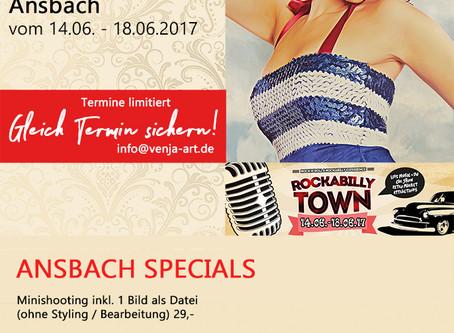 ROCKABILLY TOWN | Ansbach
