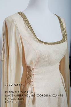Elbenkleid/Hochzeitskleid