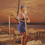 PinUp Sailor