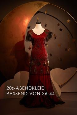 20s Abendkleid Größe 36-44
