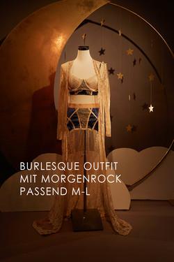 Burlesque Outfit M-L