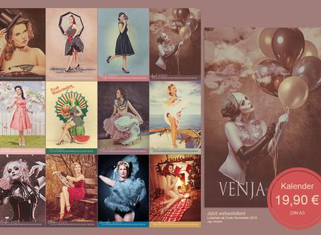 Venja-Art Kalender 2020