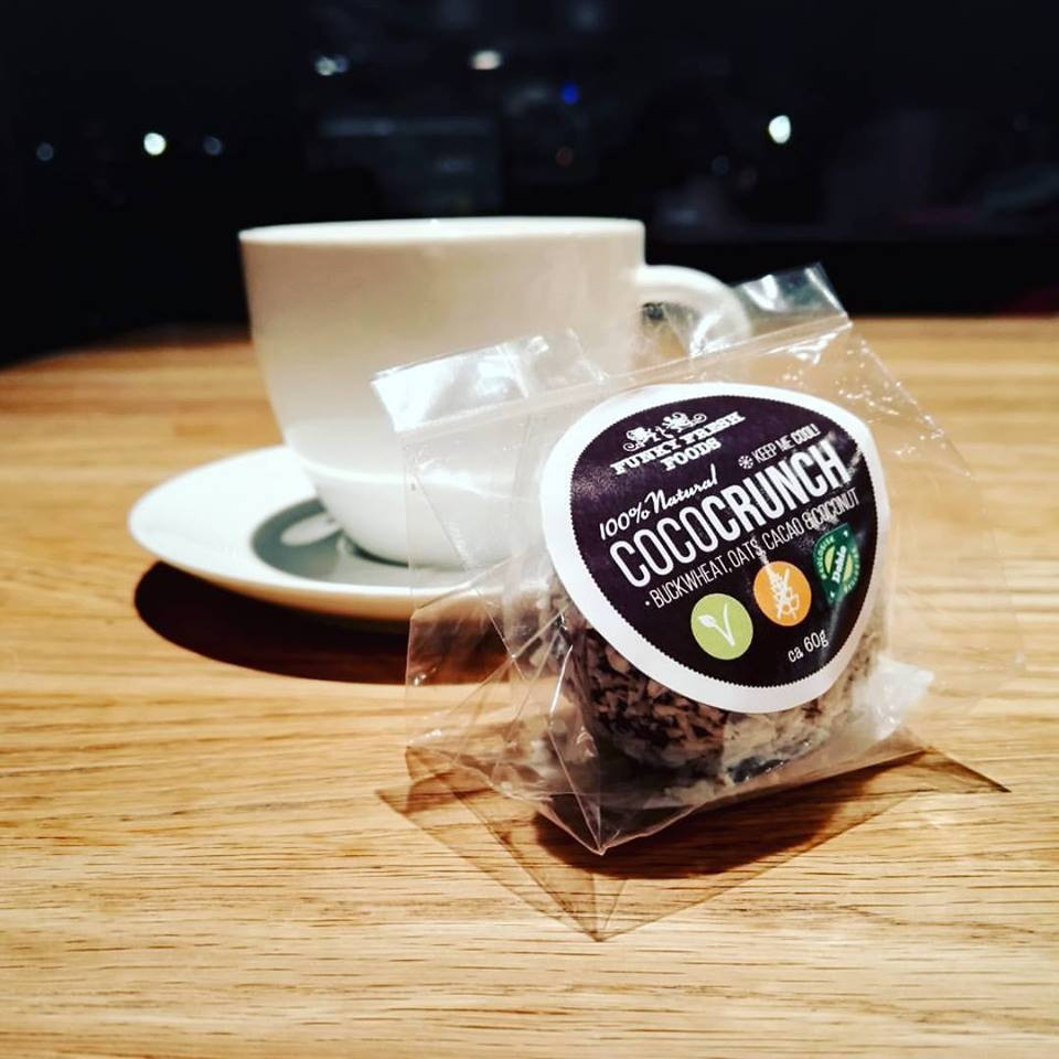 CocoCrunch fra Funky Fresh Foods