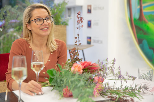 Posies & Prosecco Floral Workshop Sunday 2 May