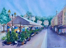 Market Day Nice, France