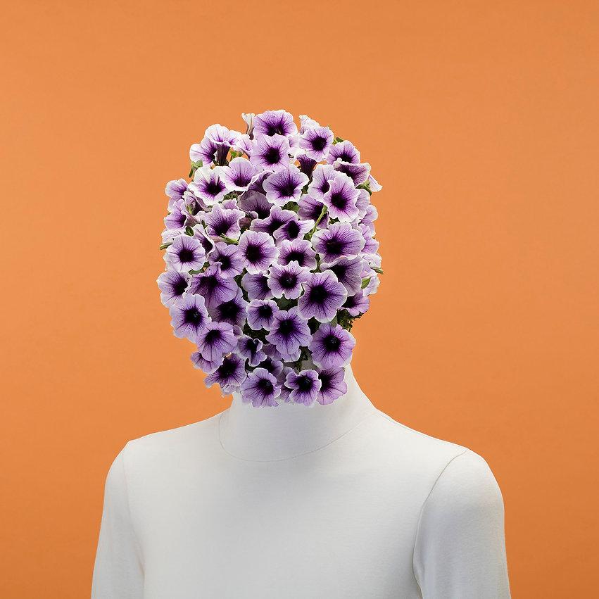 À Fleurs de Peau - Photographie Contempo