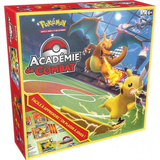 Pokemon Académie de Combat