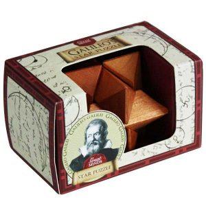Galiléo's Star Puzzle