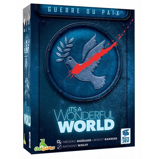 It's a Wonderfull World -   Guerre et Paix